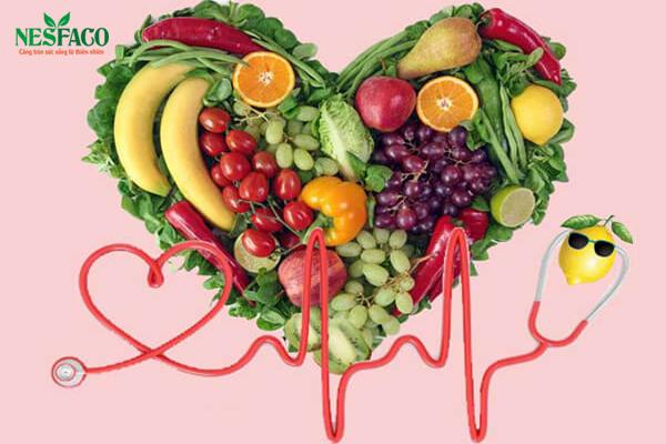 Chế độ ăn uống cho bệnh cao huyết áp – nên bổ sung ngũ cốc và rau quả