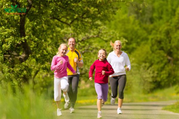 Tập thể dục thường xuyên giảm nguy cơ cao huyết áp vàtiểu đường