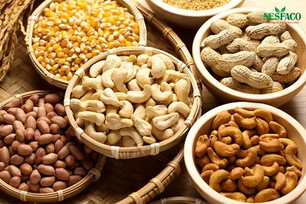 Tăng cường ngũ cốc nguyên hạt để giảm nguy cơ tiểu đường do cao huyết áp