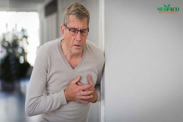 Cao huyết áp và bệnh tim mạch (Nhồi máu cơ tim)