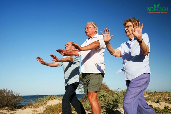 Cách hạ huyết áp – tập Thái cực quyền, tập thể dục